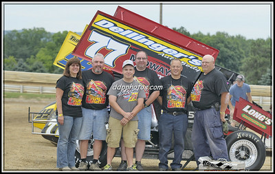 Selinsgrove 7-19-14 Rain Out