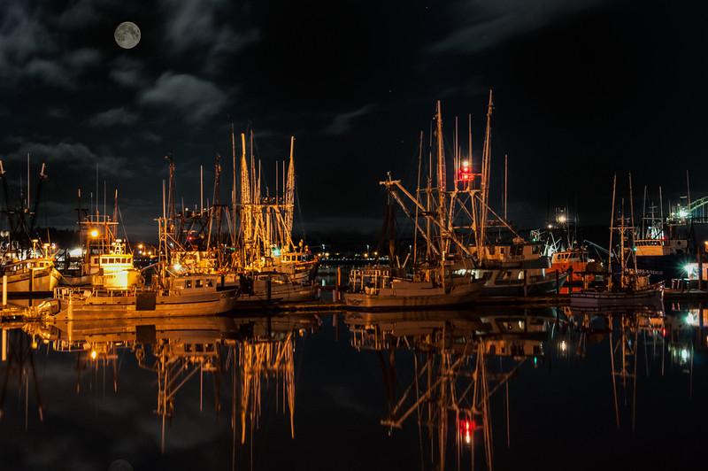 Midnight in Newport