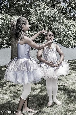 Sisters Dance Photo Shoot