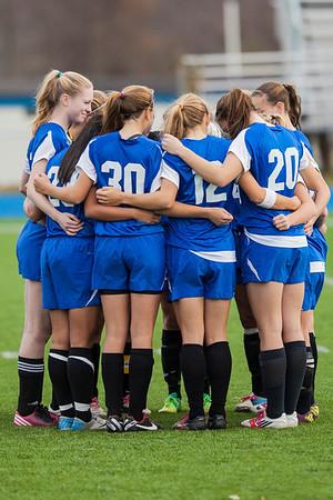 12-11-11 Girl's Soccer