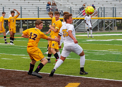 TJ Soccer Boys 2020 Varsity Greensburg