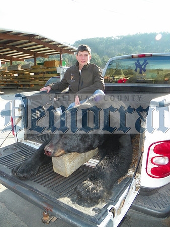 Black Bear Fall 2012