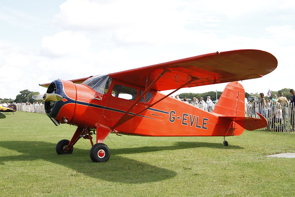 Sywell Airshow 2010
