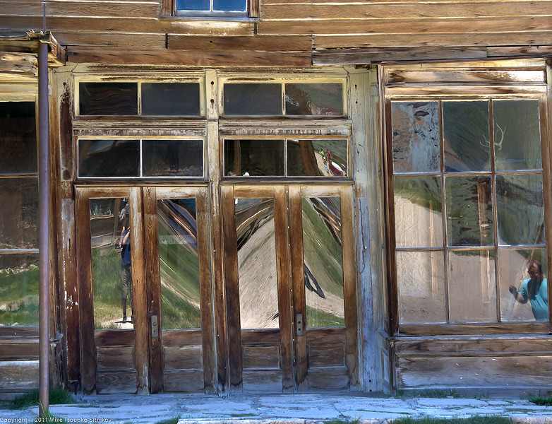 Bodie - a storefront