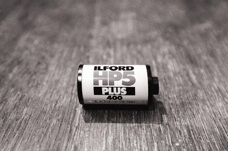 Ilford HP5+ Film