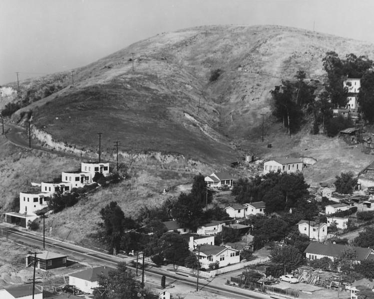 Hill Above Bishops Road