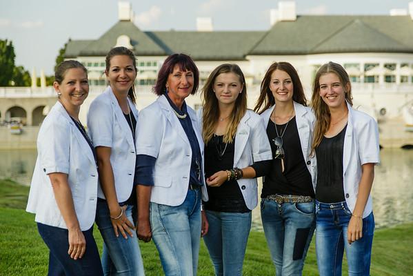 Mieming Damenmannschaft