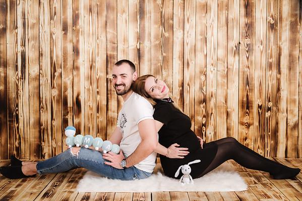 Alis si Alex - Sedinta Foto Burtica