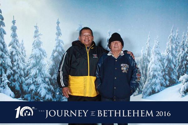 Journey to Bethlehem - Saturday night