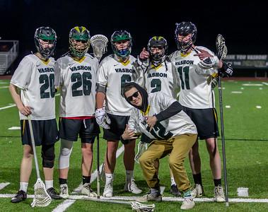 Vashon Vultures Lacrosse Seniors 2019