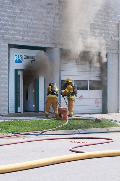 Hickman Fire
