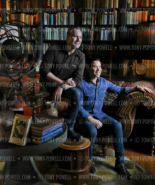 Inside Homes Barry Dixon and Will Thomas