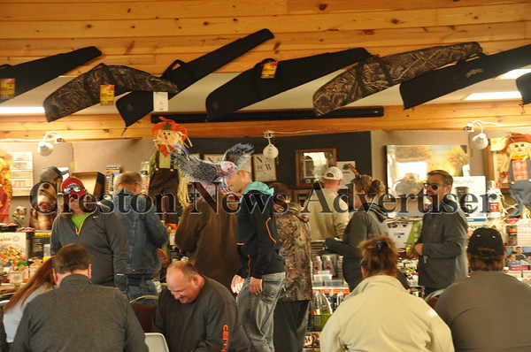 10-12 High Lakes Outdoor Alliance banquet