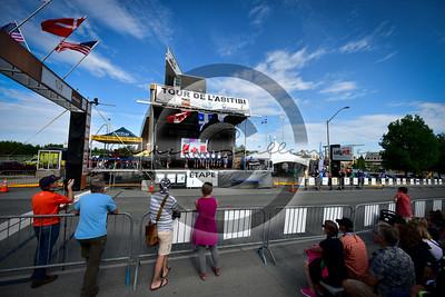 Tour de l'Abitibi  |  Présentation des équipes et Challenge Sprint