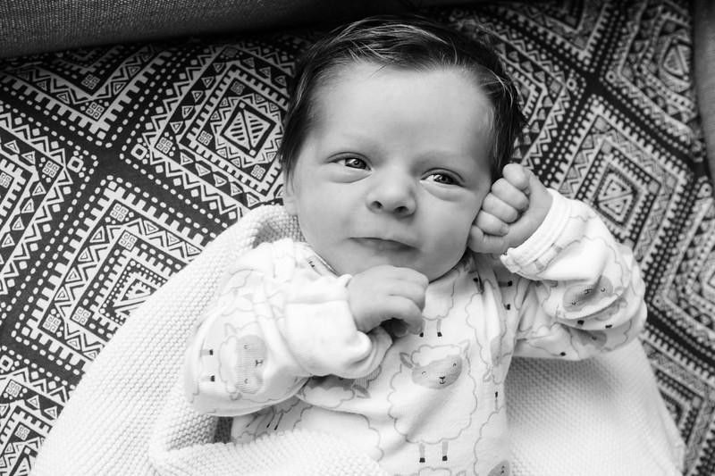 Welcome Home Baby Graham Hicks