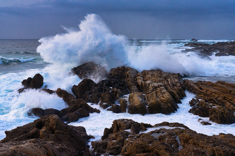 Crashing Wave, Pt. Lobos State Reserve