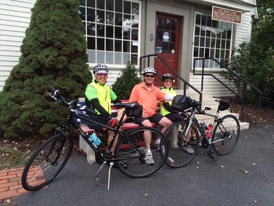 September 28 Wednesday Ride