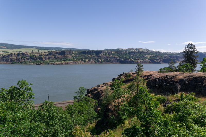 Washington From Oregon
