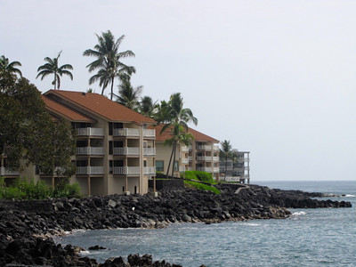 """""""Sea Village Resort"""" on the Big Island in Kona, Hawaii- September, 2011"""
