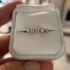 1.10ctw Old European Cut Diamond 5 Stone Band 25