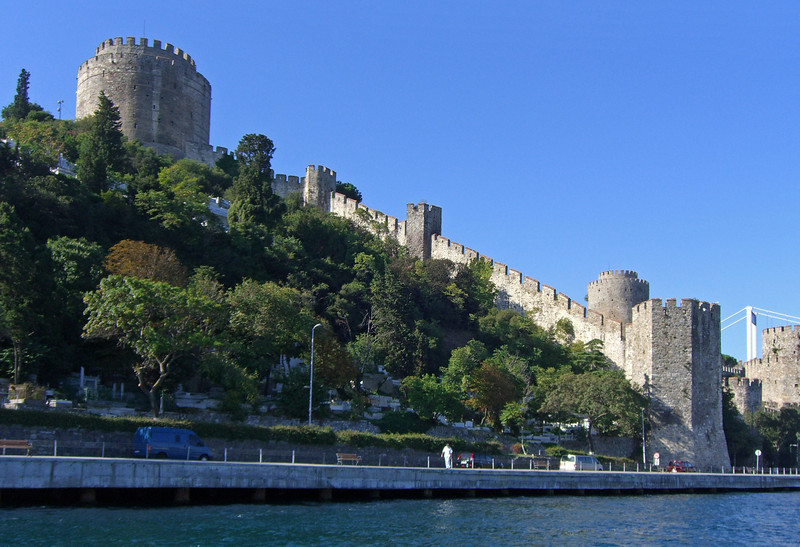 36-Rumeli Fortress, E-80 Bridge