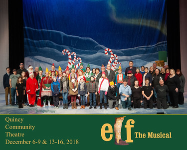 QCT - Elf The Musical - 2018