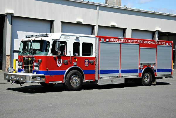 Middlesex County Fire Academy