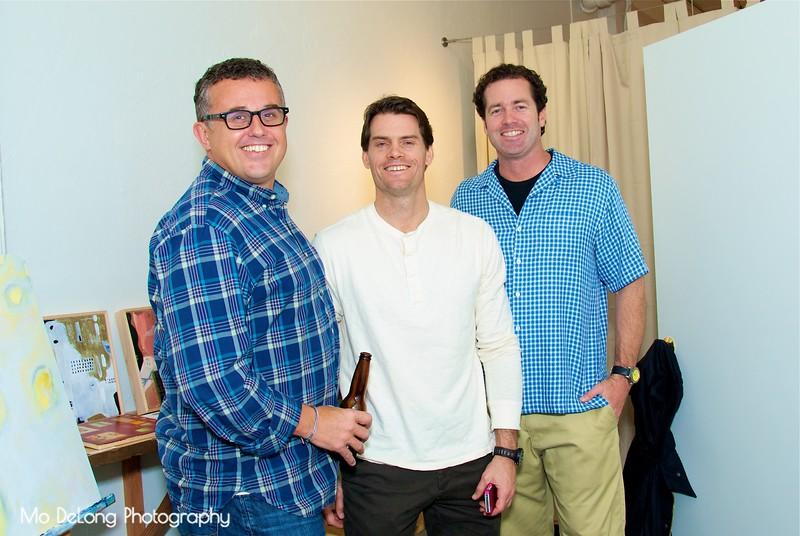 James Cabral, Tom Donnelly and Brendan Coyne.jpg