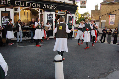 OPC Clifton Arms June 2010