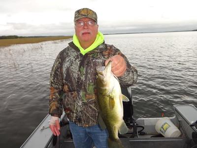 LEECH LAKE FISHING TRIP SEPT 21-28, 2015