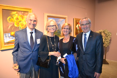 California Art Club Opens Gold Medal Exhibition