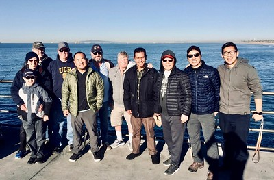 Men's Pier Fishing 2018-12-29