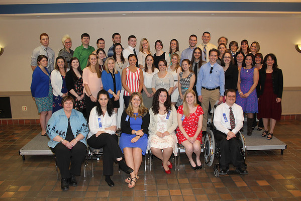 Psi Chi Induction 2014