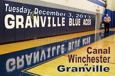 2013 Canal Winchester at Granville (12-03-13)