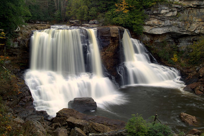 Eastern US Waterfalls