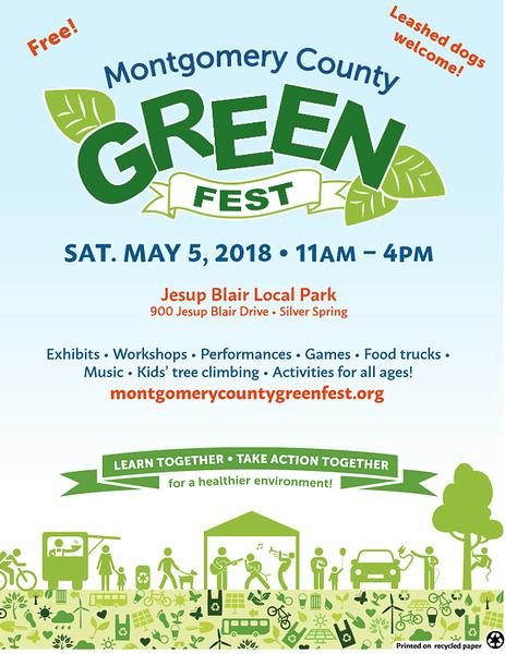 2018-05-05 Montgomery County Green Fest