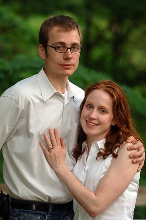 Meg Aaron Wedding