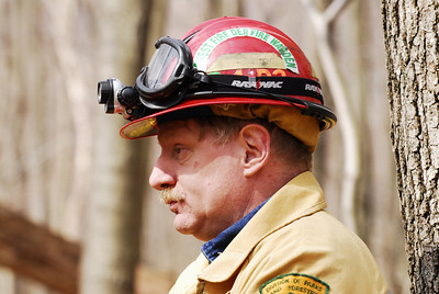 FOREST AND WILDLAND FIREFIGHTING