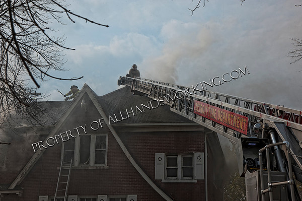 Box Alarm 3531 Nottingham