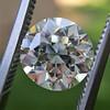 2.05ct Old European Cut Diamond GIA K VS2 19