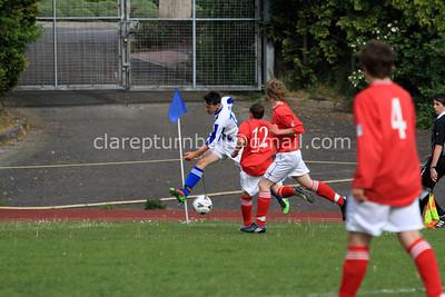 Football U15 Plate Final 01 05 11