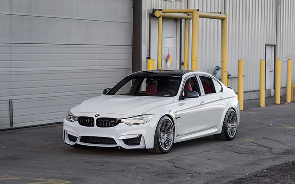 BMW F80 M3 | HRE Wheels