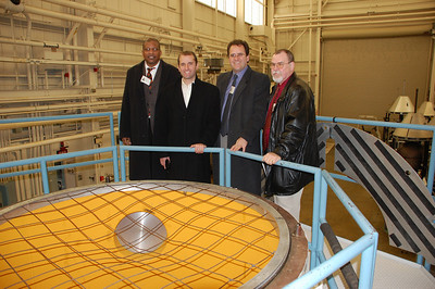 Visit to NASA Plum Brook and Glenn Research Center
