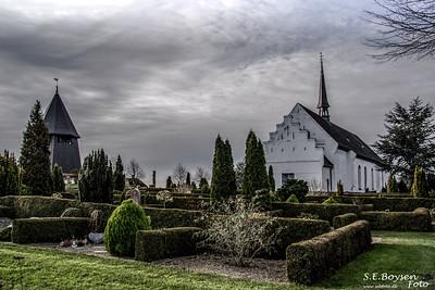 Kirkerne på Als.