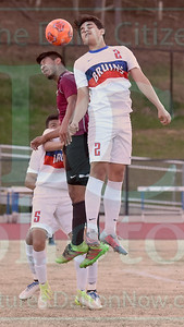Southeast at NW boys soccer 4/13/18