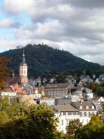 Baden-Baden, Germany - October 2008