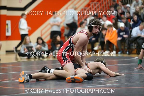 Varsity-Odessa vs Oak Grove 1-14-20