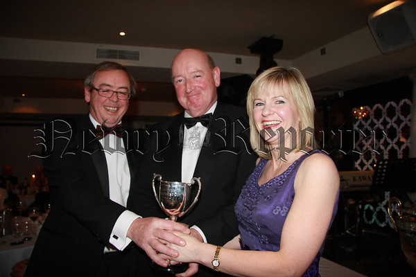 Carlingford Lough Yacht Club Presentation Night
