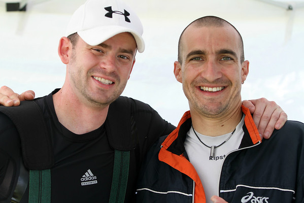 The Decoys - Matt Nieuwkoop (NARA) & Thomas Korber (FRANCE)