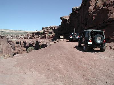 Spring Canyon Bottom